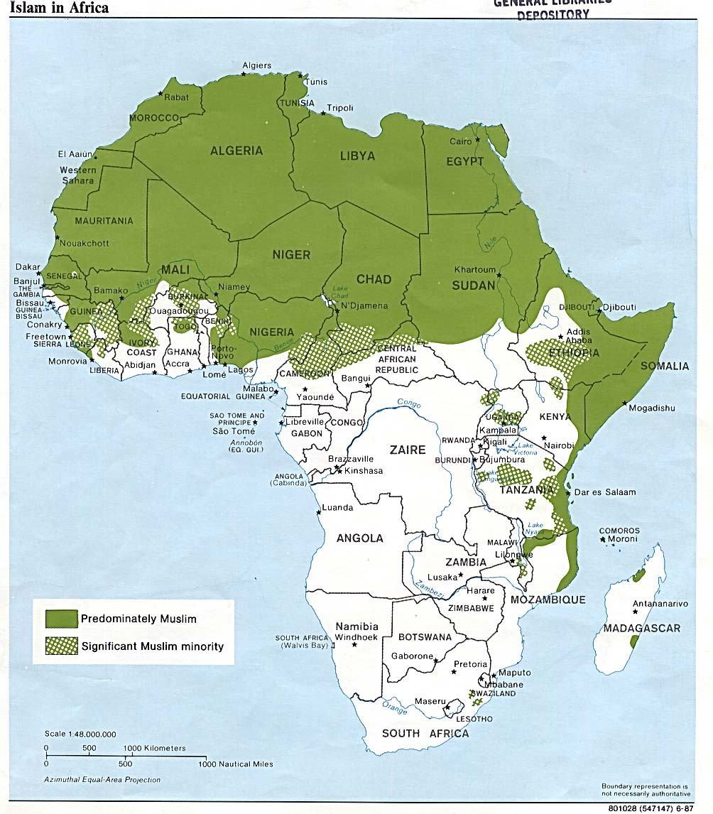Download free world ethnic religion maps africa islam in gumiabroncs Image collections