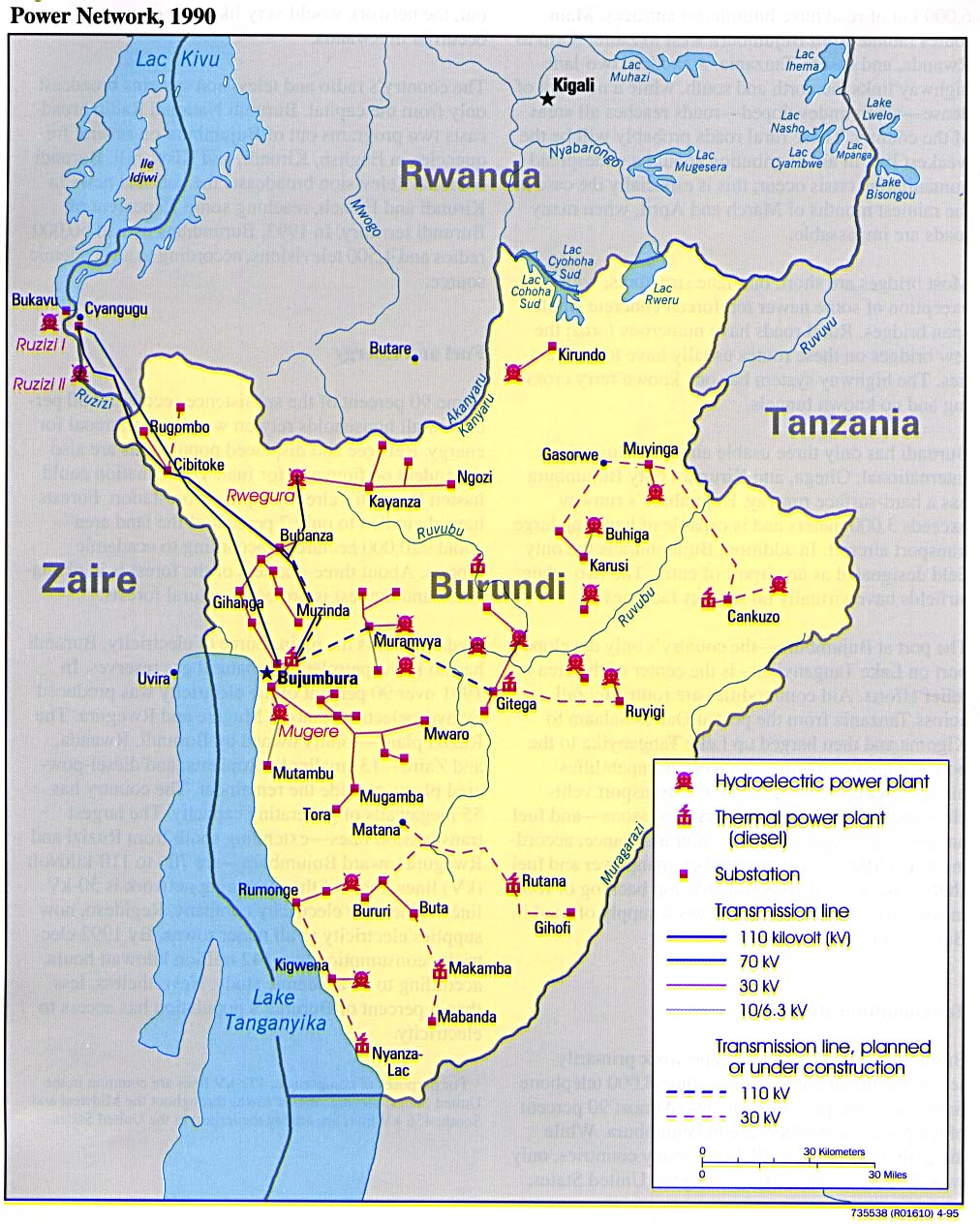 Download Free World Energy Maps For Alternative And