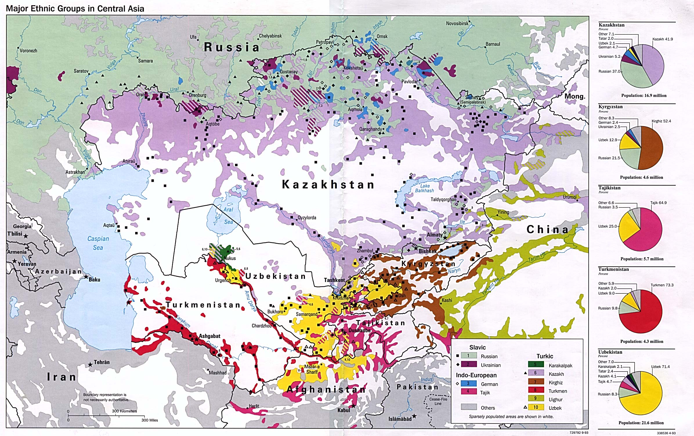 Religion Map Of Asia.Download Free World Ethnic Religion Maps