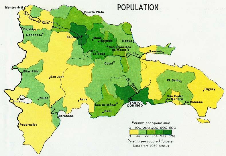 Download Free World Population Maps