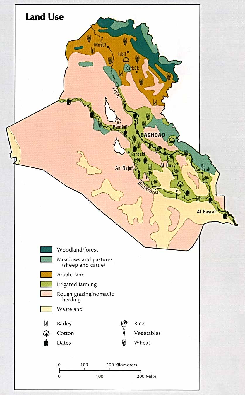 Download Free World Landuse Maps - Map of egypt's natural resources