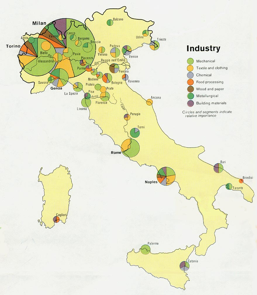 economic activity in italy The country was in a state of intense economic activity and  i the economic  chronicles of italy during the  greater than in their period of greatest activity dur.