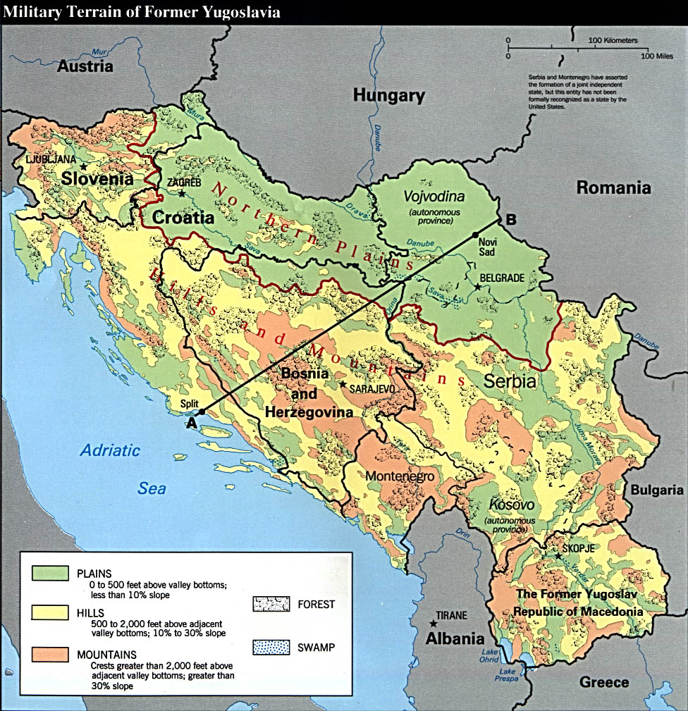 Download free world military maps bosnia and herzegovina military terrain gumiabroncs Images