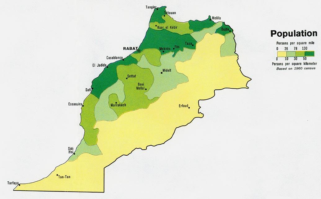 morocco_pop_1973 Density Map Of Panama on density of usa map, density of hartford map, density of poland map,