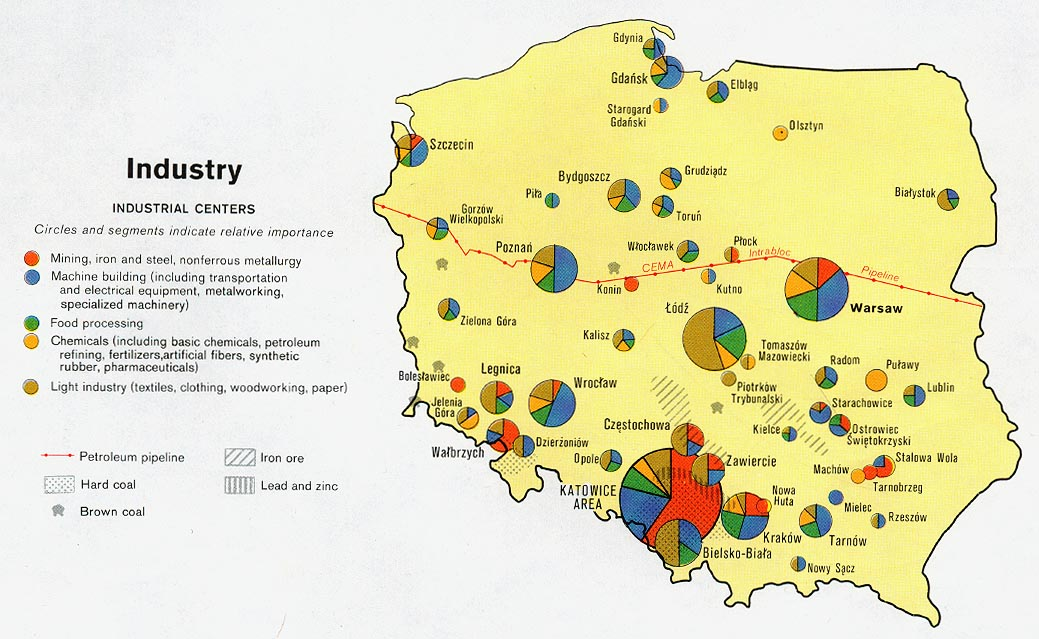 an analysis of communism in eastern and central europe In this context, the literature analyzed various determinants in order to gauge the   the improving economic conditions in most east central european (ece).
