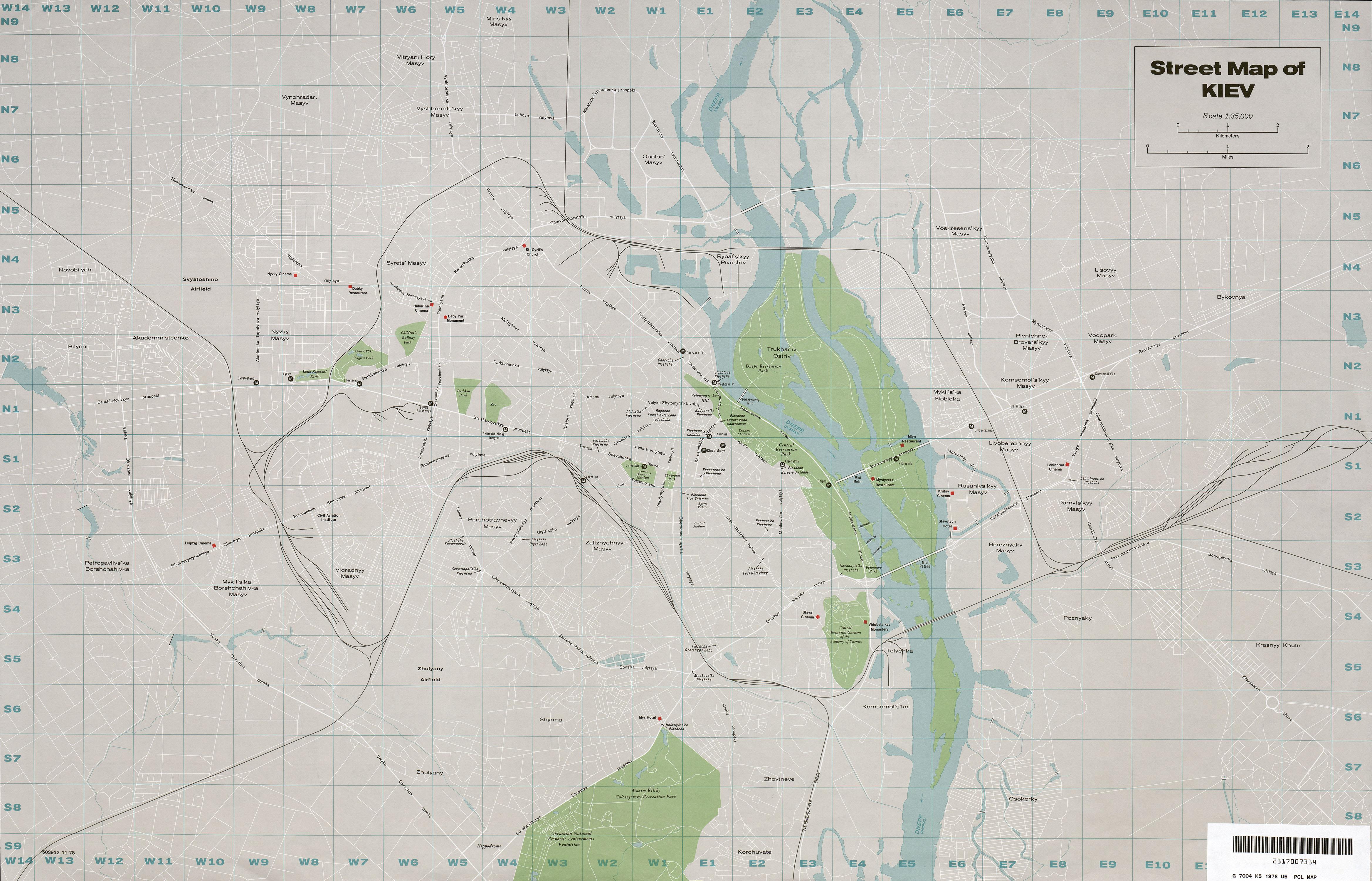 Download Free Ukraine Maps