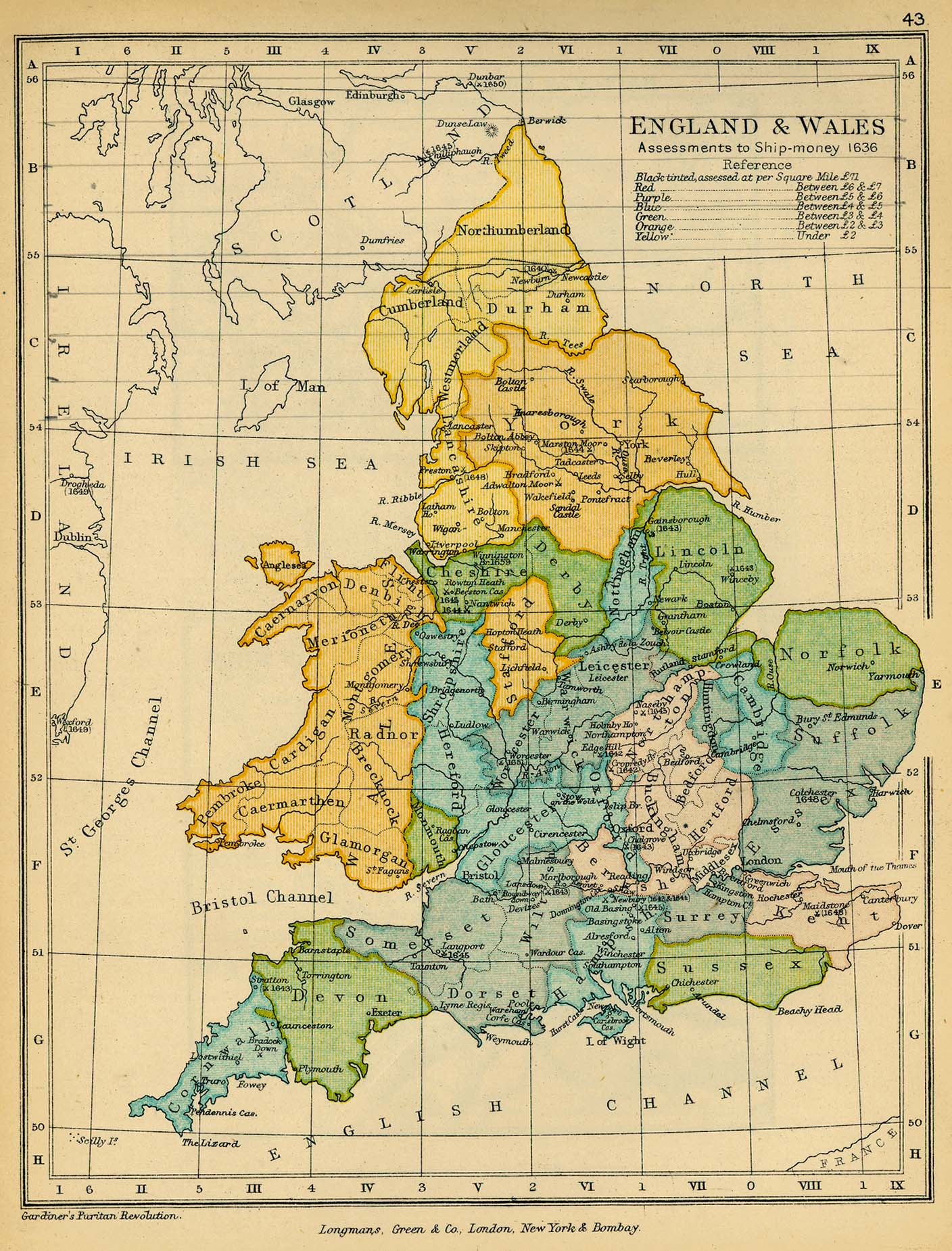 Map Of England 980 Ad.Download Free United Kingdom Maps