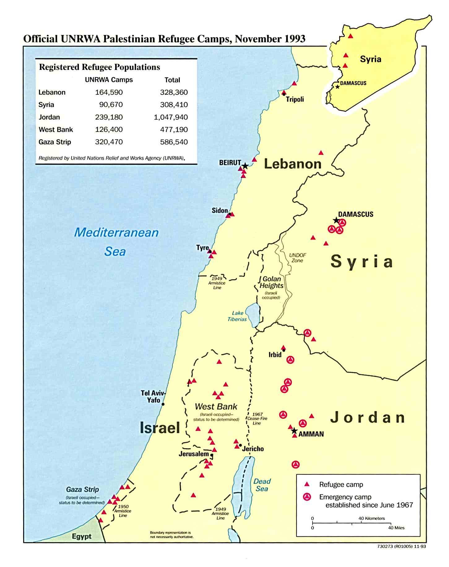 download free palestine maps - palestinian refugee camps