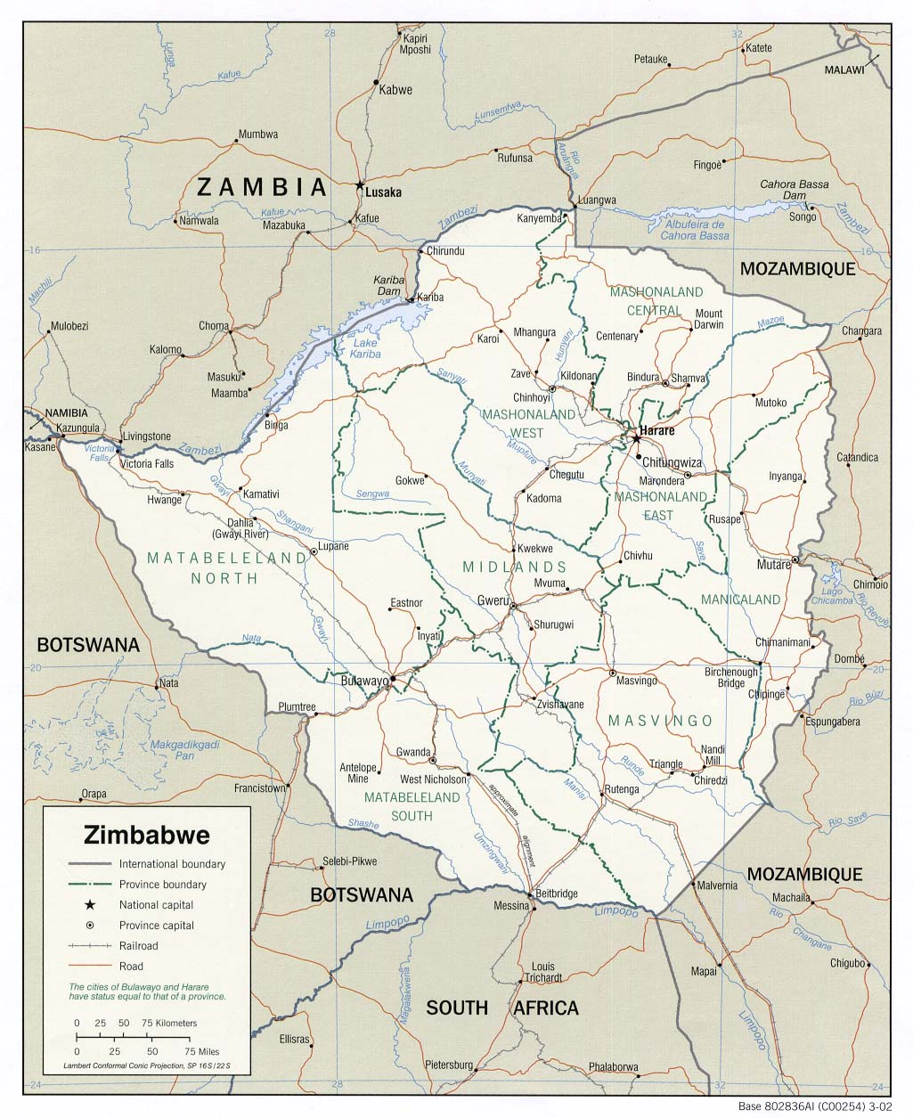Download free zimbabwe maps gumiabroncs Image collections