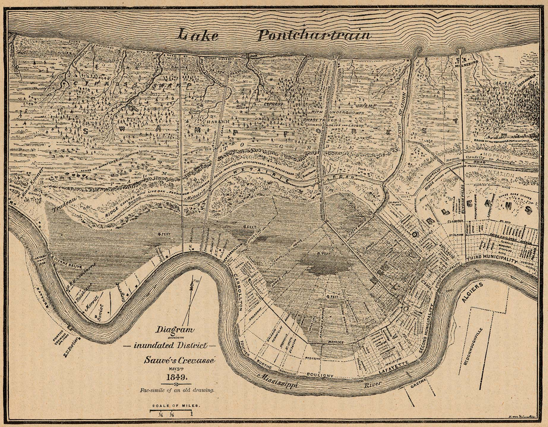 Download Free Louisiana Maps