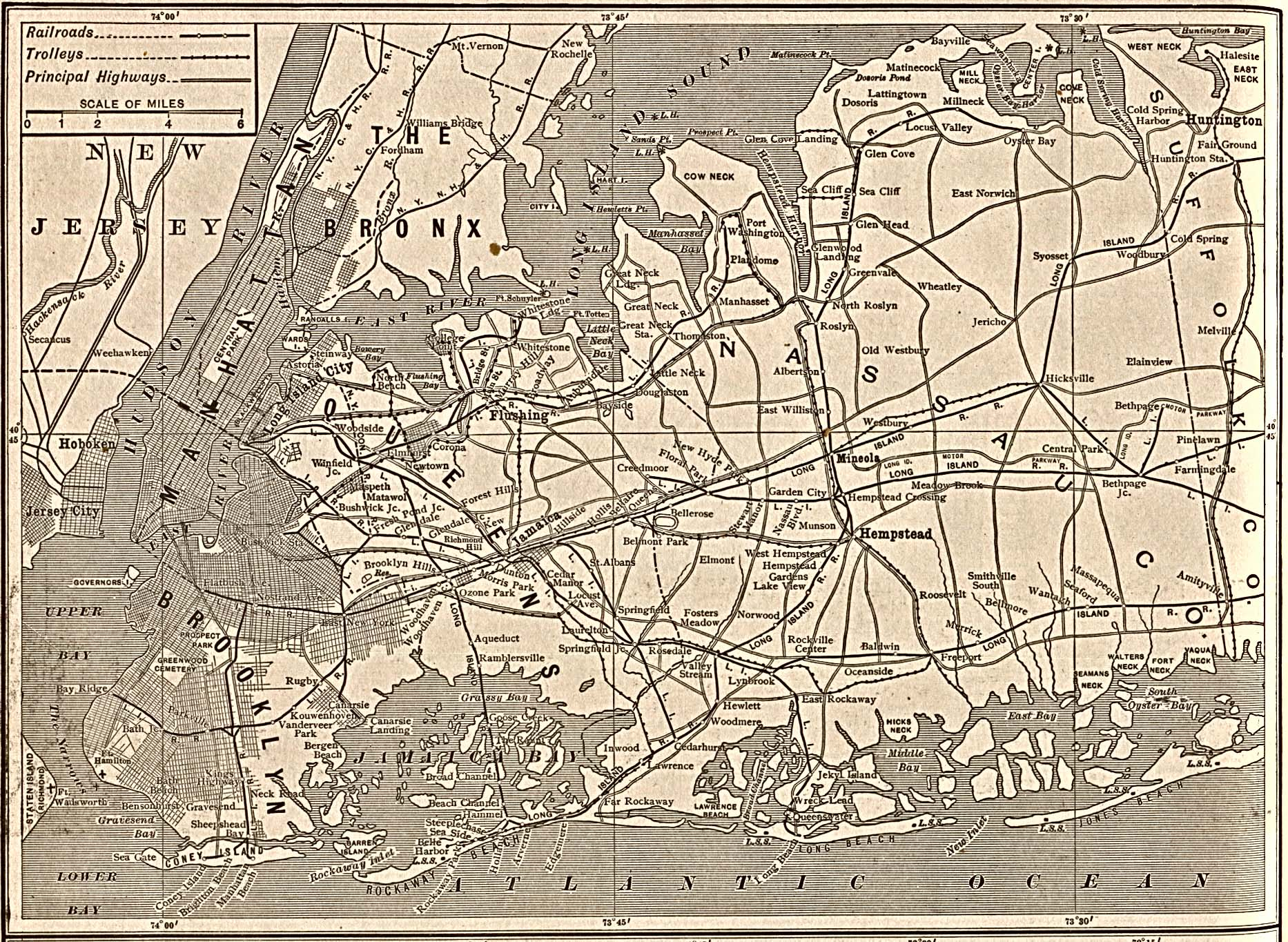 Free Printable Street Map Of New York City You Can See A Map Of - New york map road
