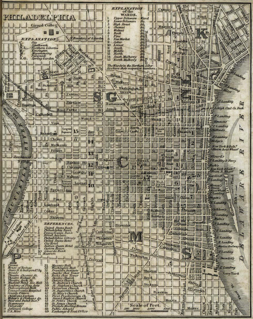 Download Free Pennsylvania Maps