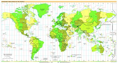 Free high resolution map of world time zones gumiabroncs Choice Image