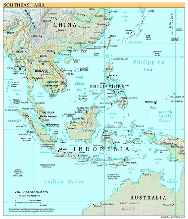 Free high resolution map of southeast asia gumiabroncs Image collections