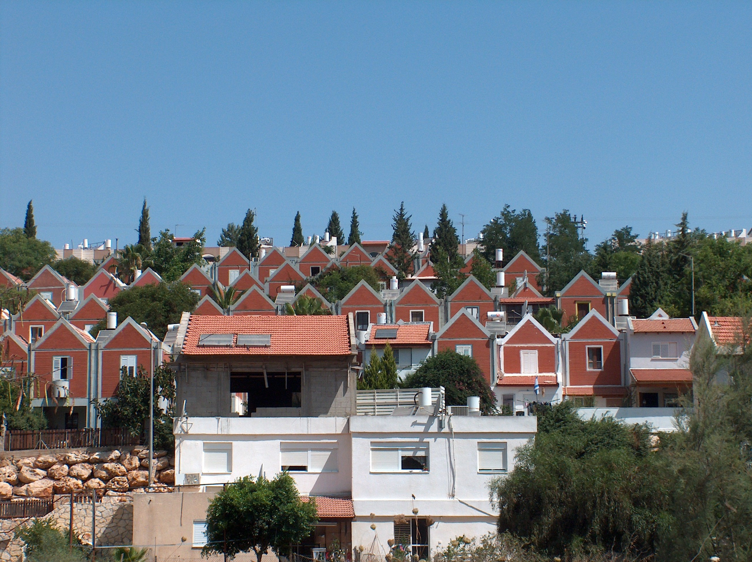 West Bank Israeli Settlement Ariel