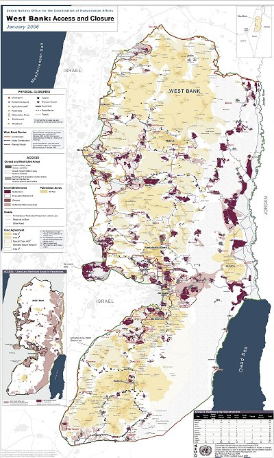 Map of israeli settlements on west bank and gaza map israeli settlements gumiabroncs Images