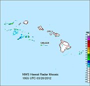 Hawaii Radar Maps