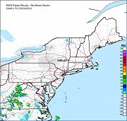 Northeast Radar Maps