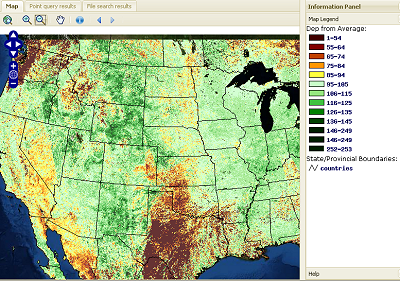 US Forest Service Wildland Fire Assessment System Maps - Us wildland fire potential map