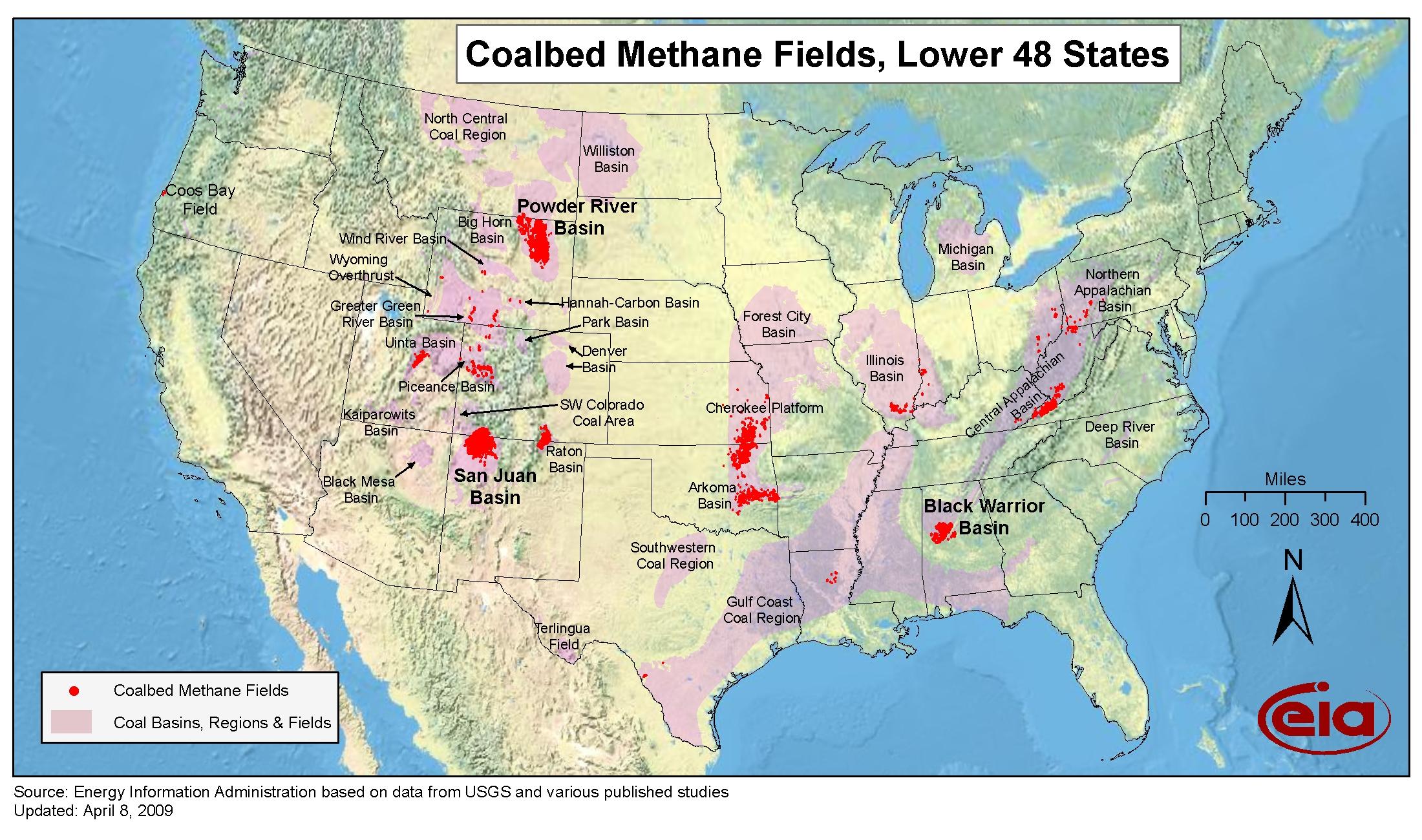 United States Other Maps United States Lower  Vizual Statistix - Shale gas map usa